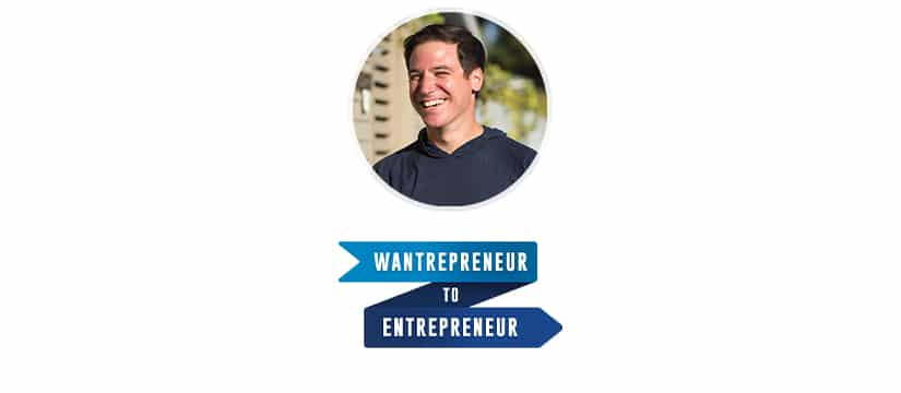 Brian Lofrumento - Wantrepreneur to Entrepreneur Bootcamp