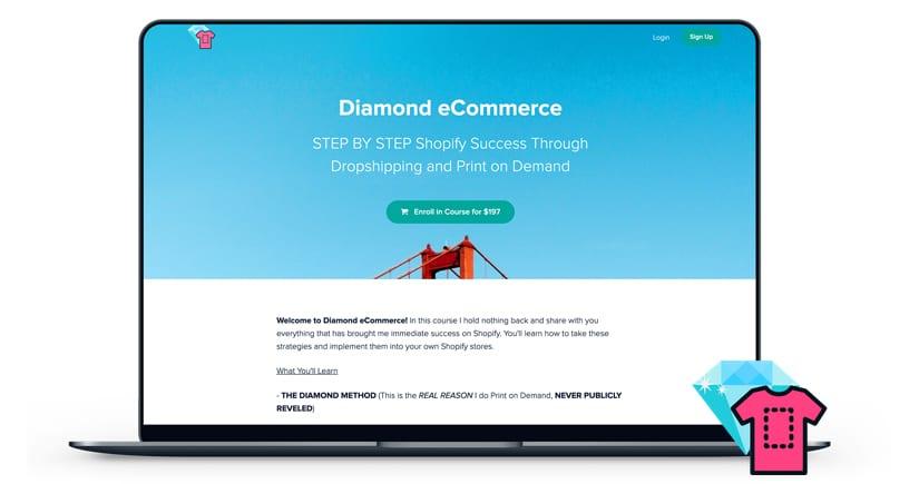 Diamond Ecommerce Free Download