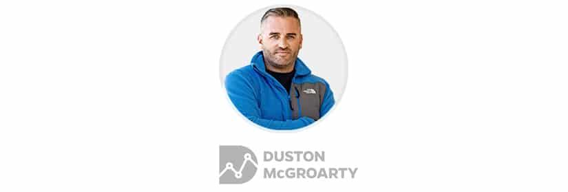 Duston McGroarty - Push Notification Ads Masterclass