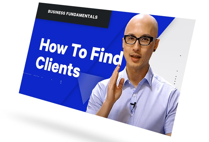 How To Find Clients Chris Do