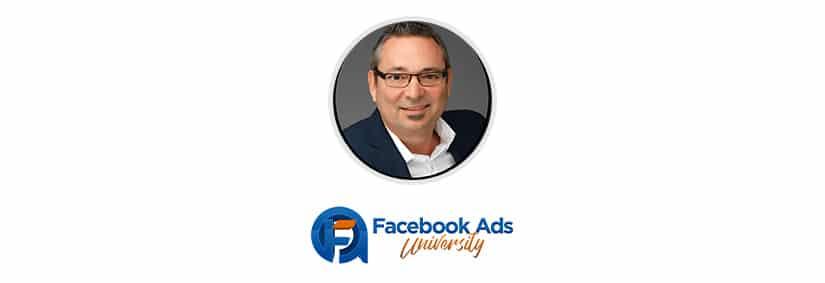 J.R. Fisher - Facebook Ads University