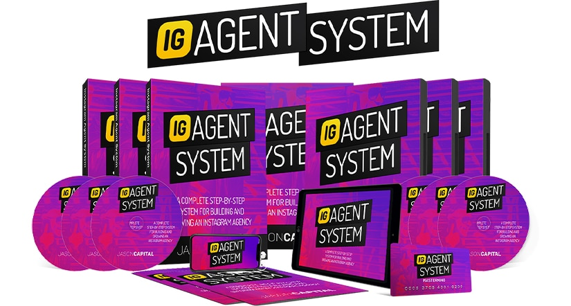 Jason Capital - Instagram Agent System