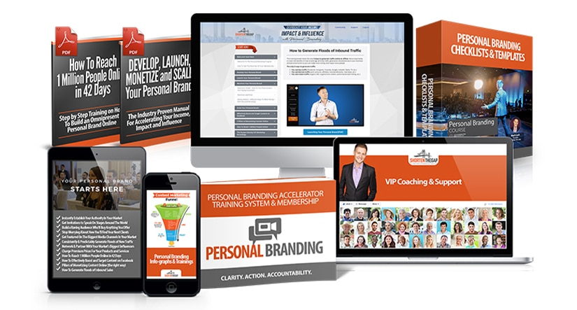 The Personal Branding Accelerator Free Download