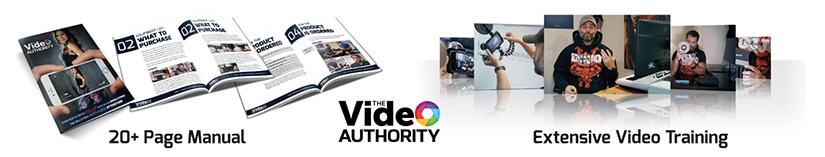 The Video Authority Course Get Now Course