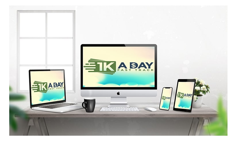 $1K a Day Fast Track Course Download