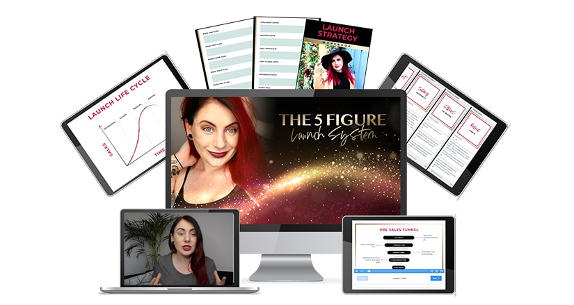 5 Figure Launch System Download
