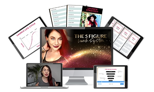 5 Figure Launch System