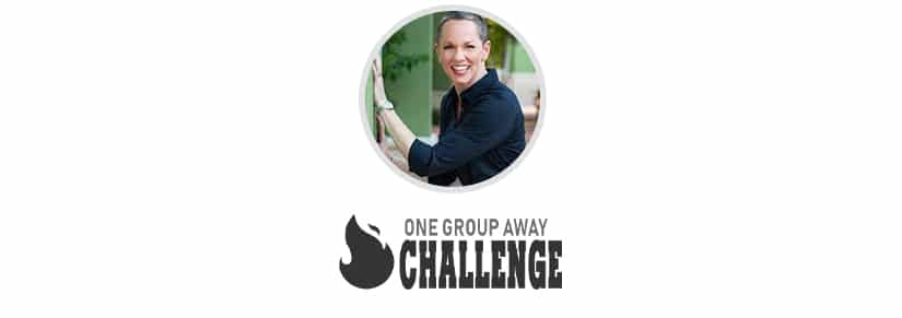 Alex Elliot - One Group Away Challenge