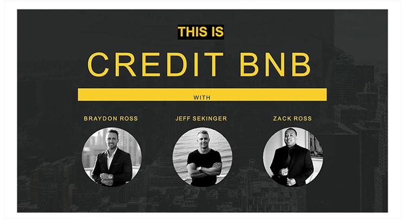 Bradon Ross, Zack Ross, Jeff Sekinger - BNB PHD