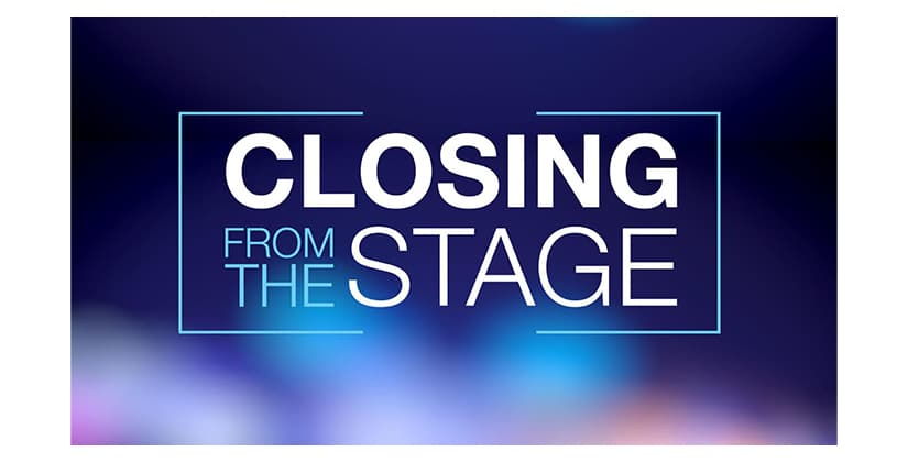 Closing From the Stage Free Download