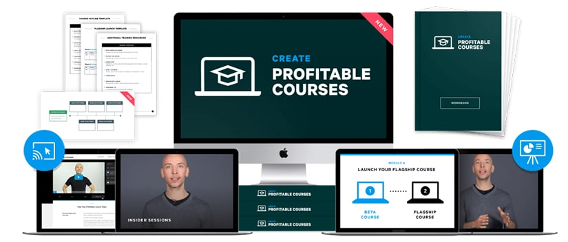 Create Profitable Courses by Brian