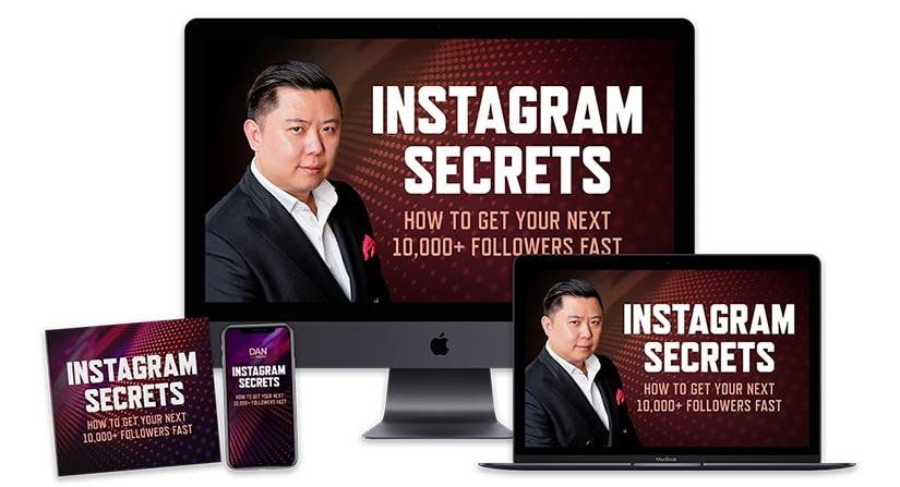 Dan Lok Instagram Course