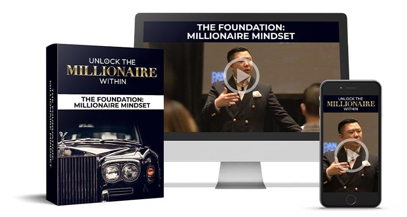 Dan Lok - Unlock the Millionaire Within
