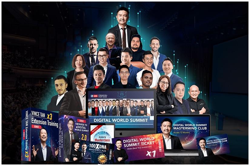 Digital World Summit Free Download