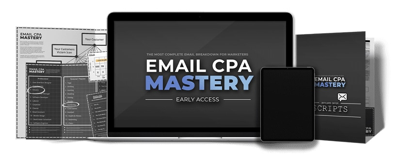 Email CPA Mastery Free Download