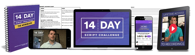 Harmon Brothers - 14-Day Script Challenge