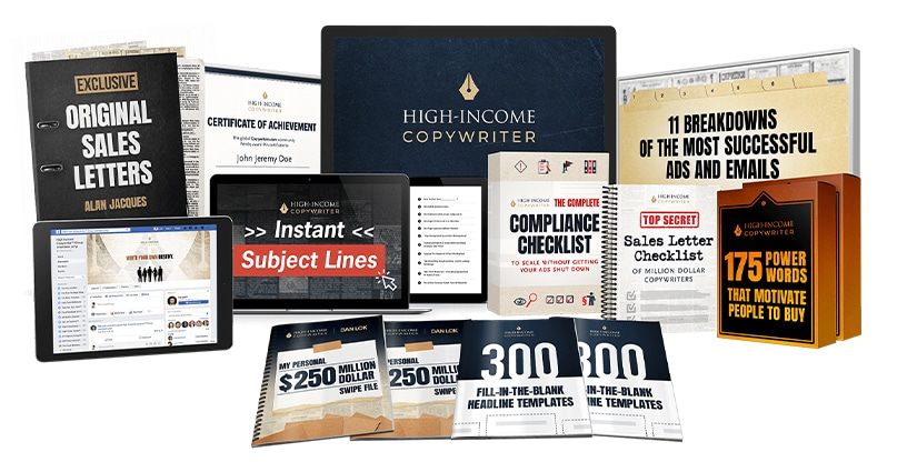 High-Income Copywriter Download