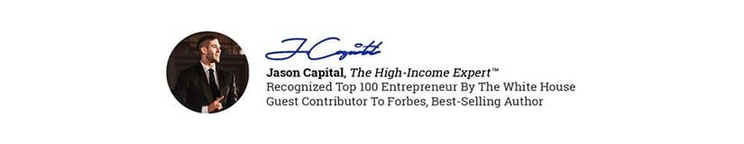 Jason Capital - Social Media Boss
