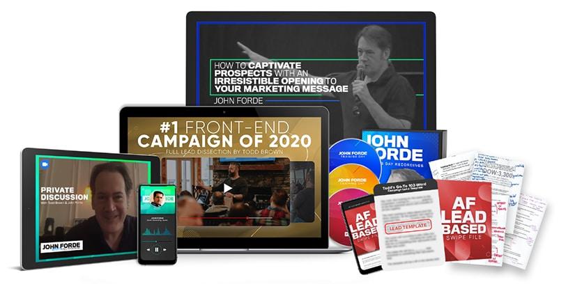 John Forde Leads Bundle Download