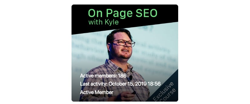 Kyle Roof - On Page SEO Download