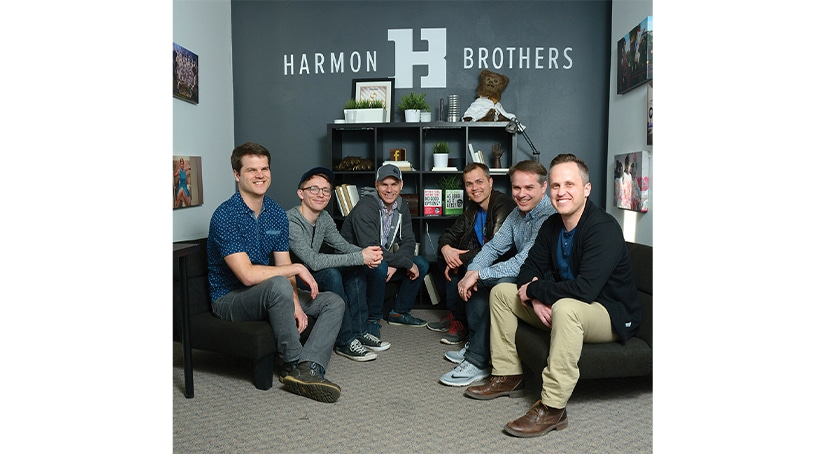 Launch Ads That Sell Harmon