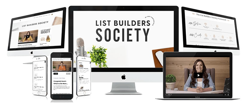 List Builders Society Free Download