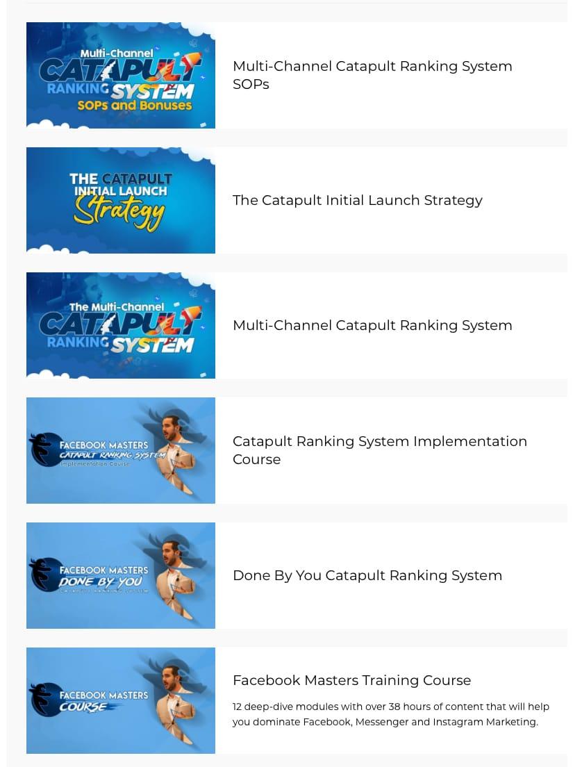 Manuel Suarez - The Catapult Ranking System