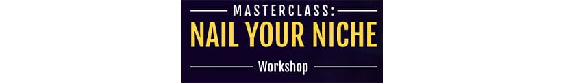Nail Your Niche Masterclass Download For Free