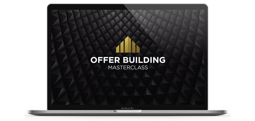 Offer Building Masterclass Download
