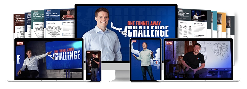 One Funnel Away Challenge Free Download
