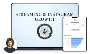 Streaming & Instagram Growth