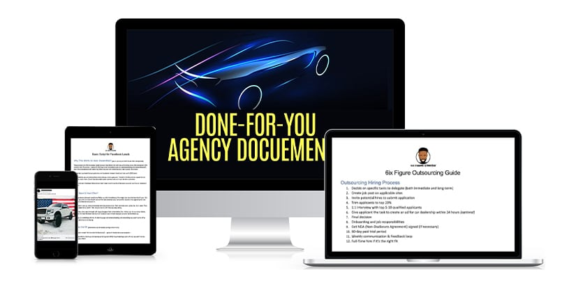 Te Nelson - Lead Generation Agency for Auto Dealerships