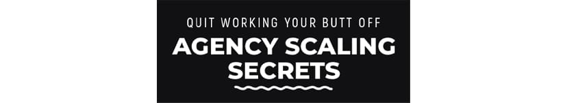 The Agency Scaling Secrets Trainings And Masterclasses Free Download