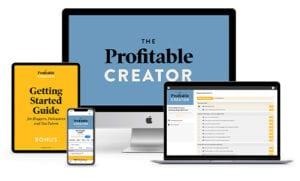 The Profitable Creator