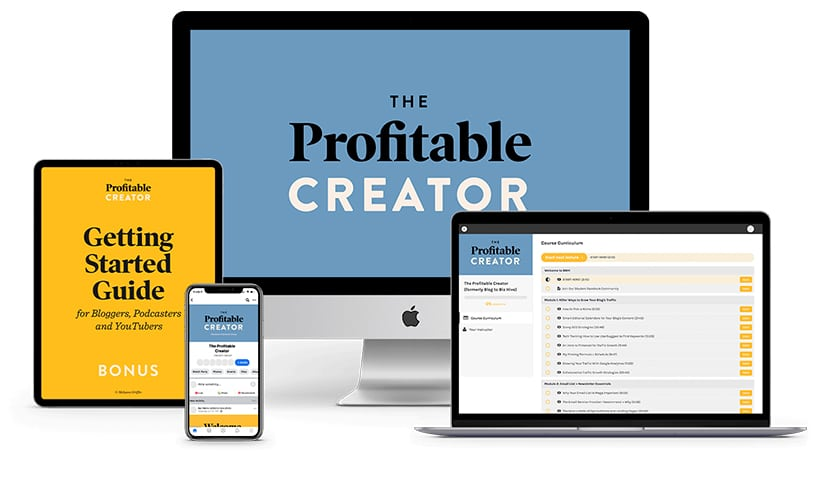 The Profitable Creator Free Download