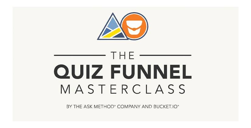 The Quiz Funnel Masterclass 2020