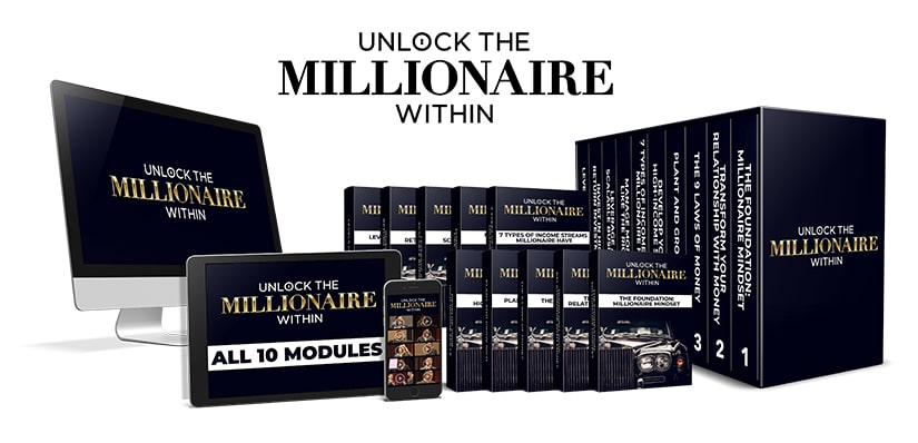 Unlock the Millionaire Within Free Download
