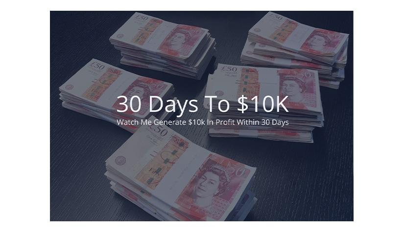 A1 Revenue Accelerator 30 Days To $10K