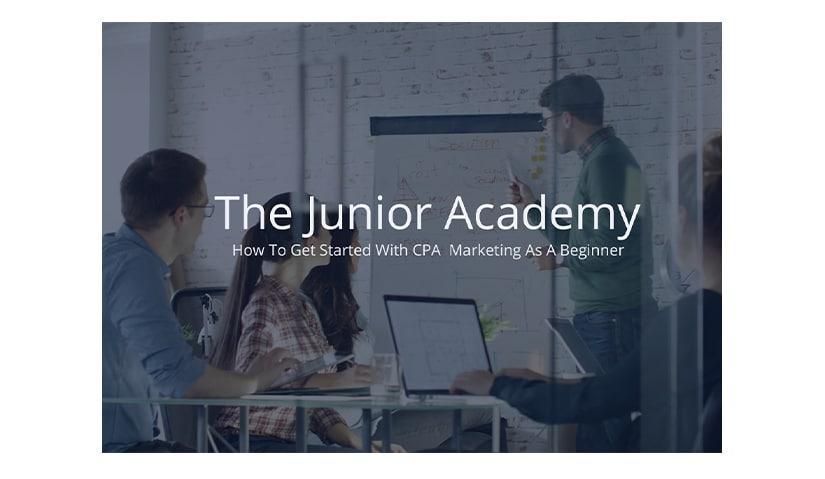A1 Revenue Accelerator Junior Academy