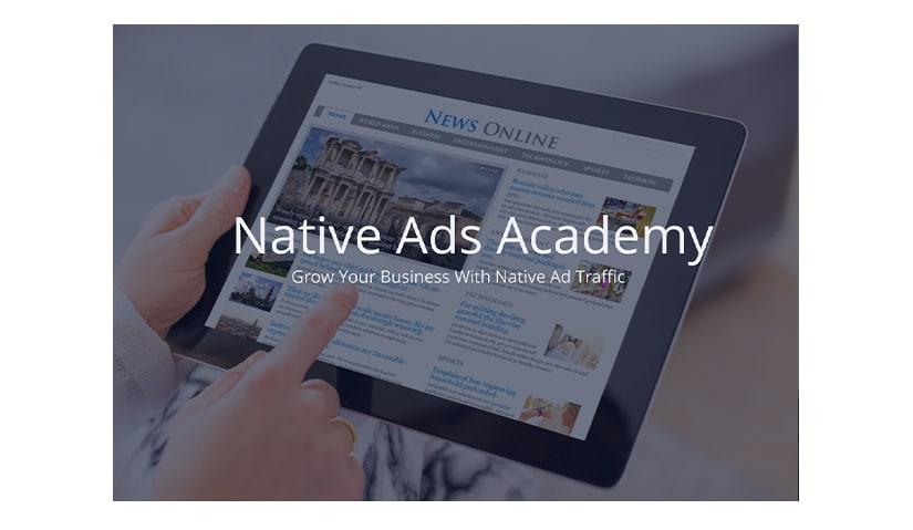 A1 Revenue Accelerator Native Ads Academy