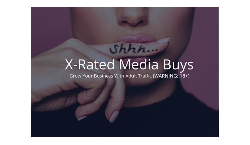 A1 Revenue Accelerator X-Rated Media Buys