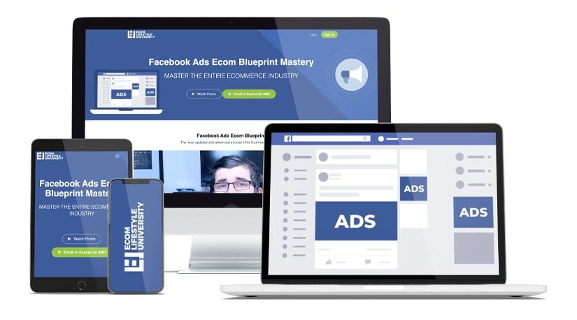 Facebook Ads Ecom Blueprint Mastery Download