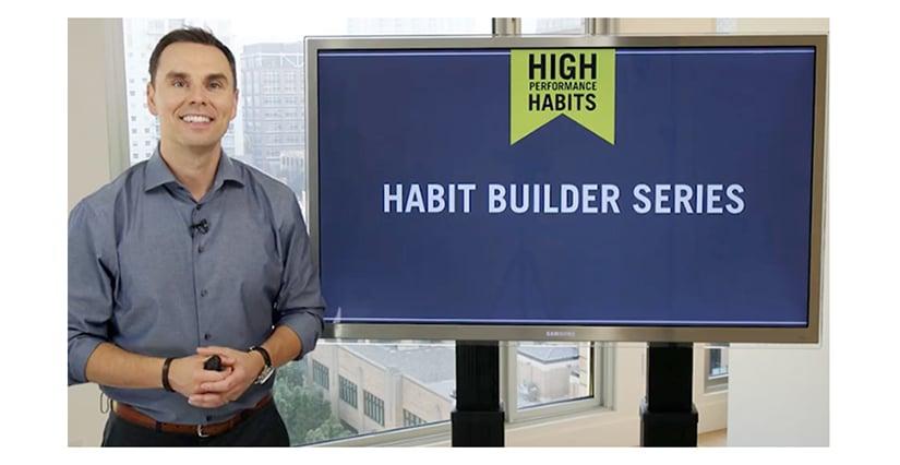 High Performance Habit Builder Series Download