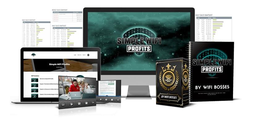 Simple Wifi Profits Download