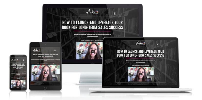 Bestseller Book Launch Blueprint Download