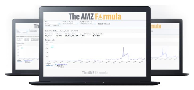 Joshua The AMZ Formula