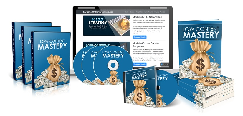 Low Content Mastery Download Free