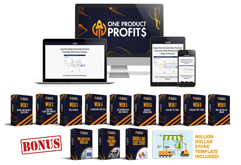 Nick Peroni - One Product Profits