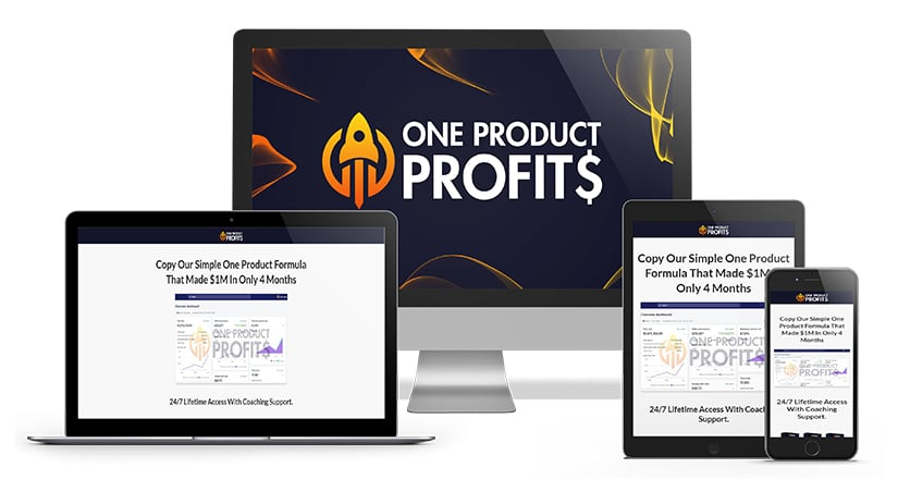 Nick Peroni One Product Profits