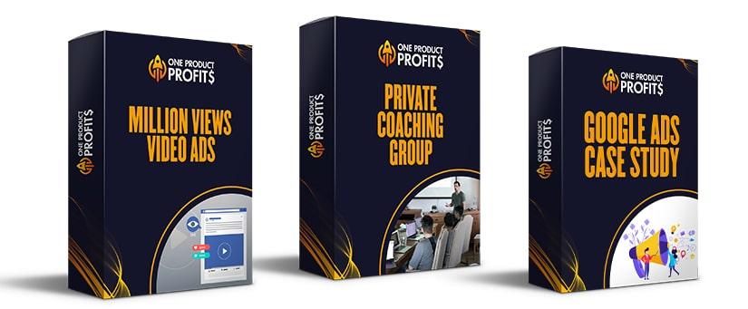 One Product Profits Course Download